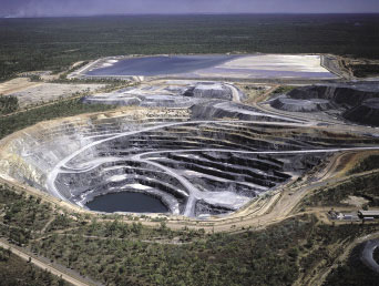 Ranger uranium mine, Northern Territory
